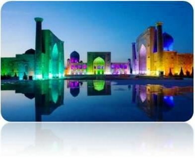 all included budget uzbekistan tour package