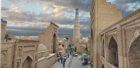 adventure tours of uzbekistan