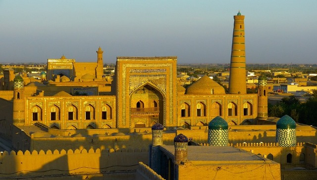 central asia overseas tours from australia